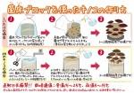 菌床ブロックを使ったキノコの作り方B4_141007OL